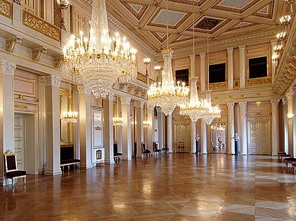 The Ballroom at The Royal Palace. Photo: The Royal Court